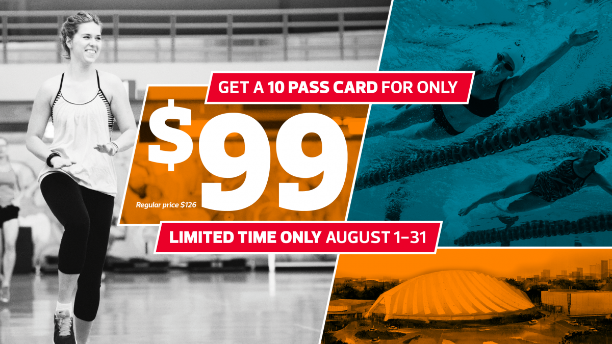 99 10 pass card repsol sport centre get your 10 pass card for only 99 from august 1 31 publicscrutiny Image collections